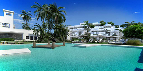 other swimming pool image la cala penthouses and apartments new development